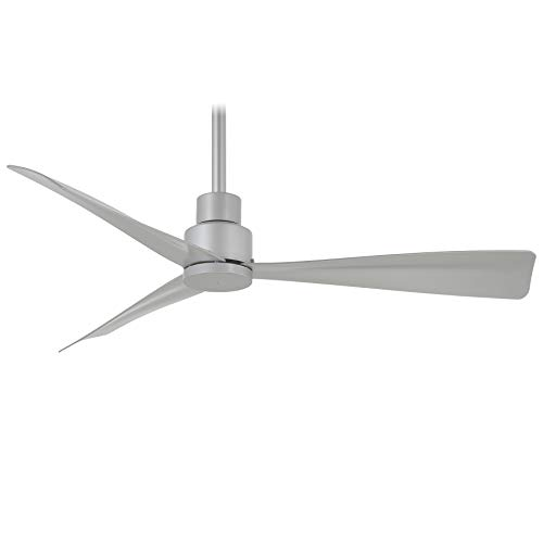 Minka-Aire F786-SL Simple 44 Inch Outdoor 3 Blade Ceiling Fan...