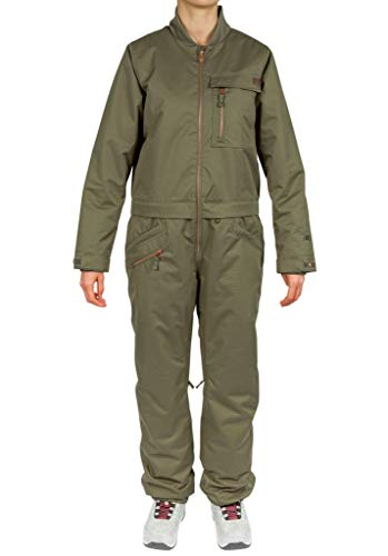 L1 Dames HELDIVER WPNT'20 Broek, Military, L