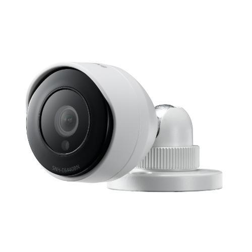 Samsung SNH-E6440BN Smart Home Outdoor Überwachungskameras mit Repeater