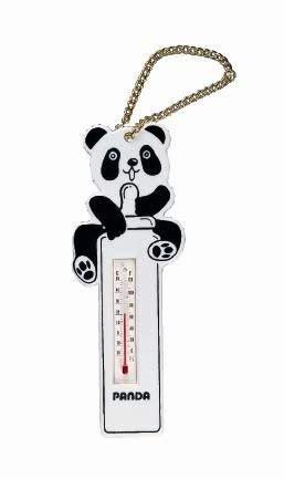 Koch 55800 Panda, Plastique, Blanc, 17,5 x 4 x 0,65 cm