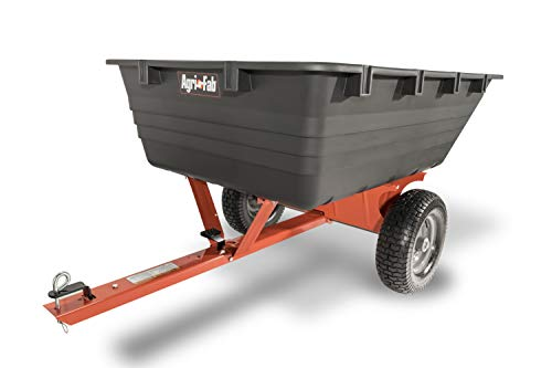 Tow Behind Dump Cart By Agri-Fab...