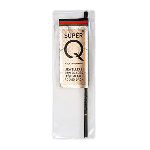 Metallsägeblatt NIQUA SUPER Q® (12 Laubsägeblätter) ((0,55 x 1,30 x 130 mm))