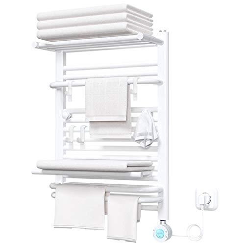 ZM-Electric towel rack Portasciugamani Elettrico Domestico Intelligente Stendibiancheria Ad Asciugatura Rapida con Deumidificazione Antibatterica
