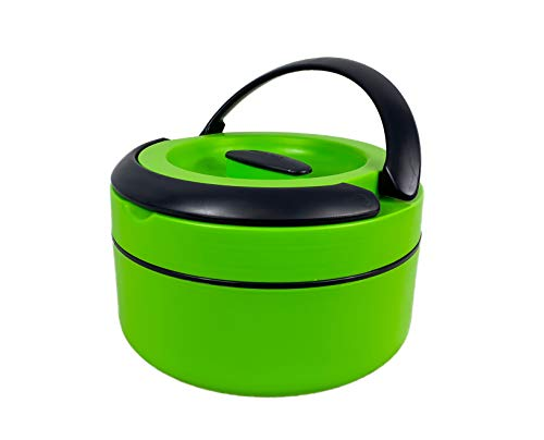 Portable Lunch Box Insulated Food Container Large (1.8Ltr)- G