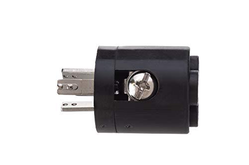 MotorGuide 8M0092067 Trolling Motor Receptacle 6-Gauge Adapter — Uses 6-Gauge Wire — for Use with Trolling Motor Receptacle