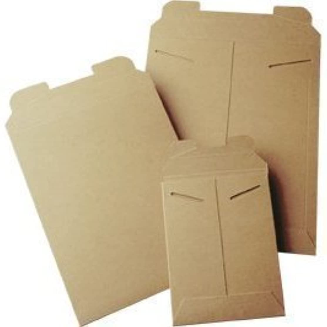 Mailers Direct Kraft Traditional Mailers, 13x18 - 100 Per Box by Mailers Direct