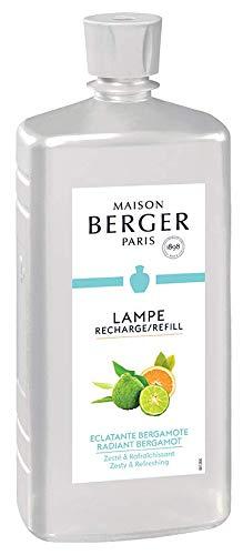 Lampe Berger Raumduft Nachfüllpack Eclatante Bergamote / Fruchtige Bergamotte 1 L