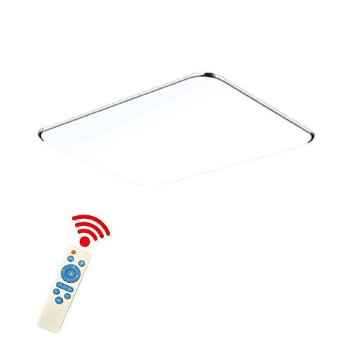 64W Lámpara de techo LED moderna Luz de pared para cocina, salón, dormitorio - Regulable