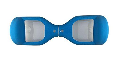 ZSZBACE Funda Carcasa Protector de Silicona para 6.5 Inch Hoverboard (Azul)