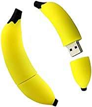 USB 2.0 Pen Drive Pendrive U Disk 16GB Memory Flash Card Banana USB Flash Drives