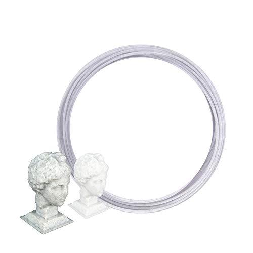 eSUN Marble PLA Filament Sample, Marble Color 3D Printer Filament PLA 1.75mm, 10 Meter (32.8 Feet) Roll 3D Printing Filament for 3D Printers