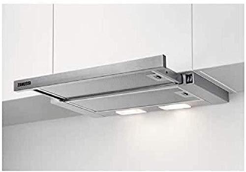 Zanussi ZHP60350SA Dunstabzugshaube/Flachschirmhauben