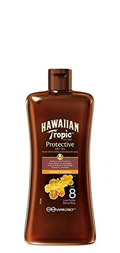 Hawaiian Tropic - Y00594A0 - Mini Spray Huile SPF8