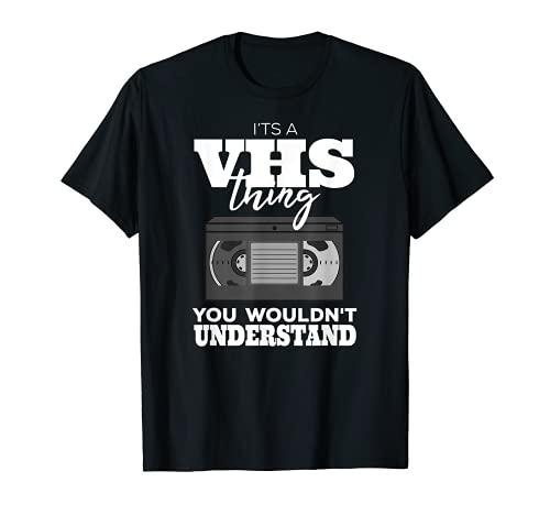 VHS Cadeau T-Shirt