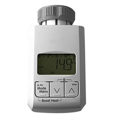 Youmine A8 Termostato Programable Temporizador VáLvula Actuador Controlador de Temperatura Regulador Inteligente de Control de Temperatura