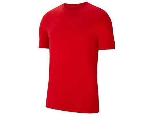 NIKE Camiseta para Hombre Team Club 20 tee, Hombre, Camiseta, CZ0881-657, Rojo/Blanco, Medium