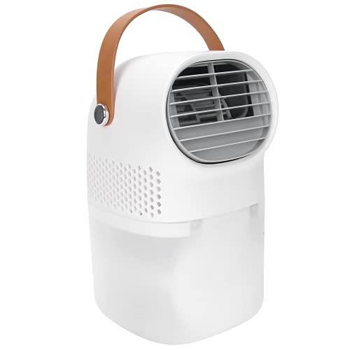 Surebuy Raffreddatore ad Aria, Pulizia efficiente Ventola di Raffreddamento Raffreddamento rapido Facile da Usare Grande capacità di 750 ml per Dispositivo di Raffreddamento per la casa