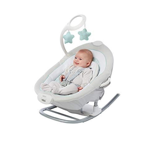 31P32Tdn2IL 10 Best Portable Baby Swings on the Market 2021 Review