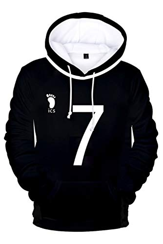Anime Haikyuu Inarizaki High School Kita Shinsuke Miya Atsumu Miya Osamu Hoodie Kapuzenpullover Pullover Sweatshirt Volleyball Uniform Männer Sportswear