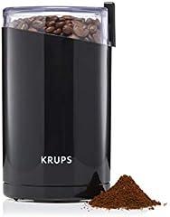 Krups Molinillos de Café y Cafeteras