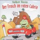 Der Frosch im roten Cabrio. CD.