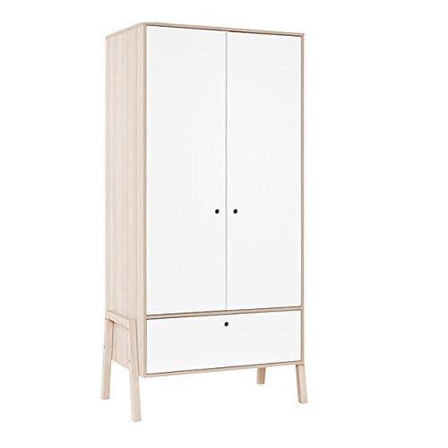 Armoire 2 portes Spot - Blanc