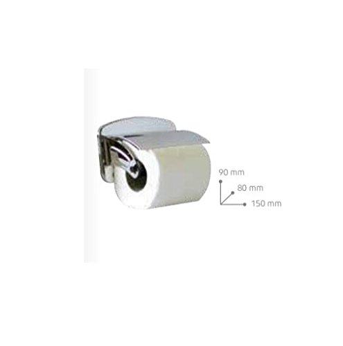Dérouleur papier toilette acier inoxydable Medial Katy
