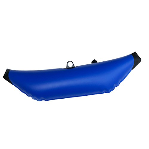 CUTICATE Outrigger De Pie Inflable En Kayak, Sistema De Estabilizador De Canoa Sup Flotante - PVC Resistente Y Duradero, 90 X 28 Cm / 35,4 X 11 Pulgadas - 2 Co