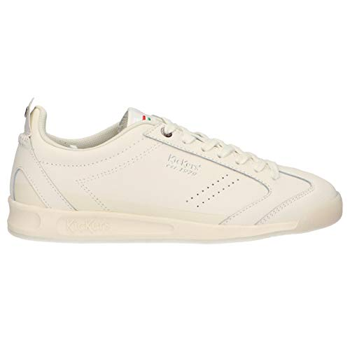 Zapatillas Deporte de Mujer KICKERS 679973-50 Kick 18 31 Blanc Casse Holo