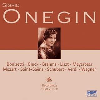 Meyerbeer Saint-Saens Verdi Donizetti Gluck: Arias From Le Prophete Huguenots Samson Et D