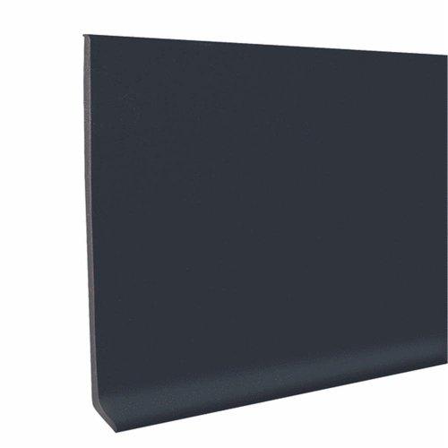 Roppe Corporation HC40C53S150 Self-Stick Vinyl Wall Base Grey Color