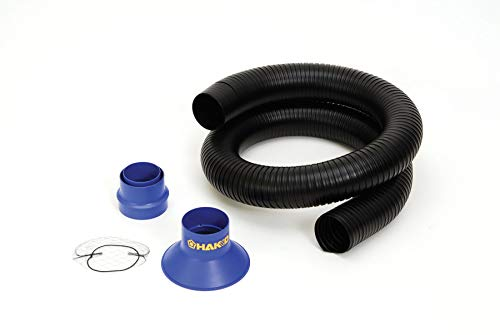 Fume Extractor Duct Kit, ESD Safe Plastic