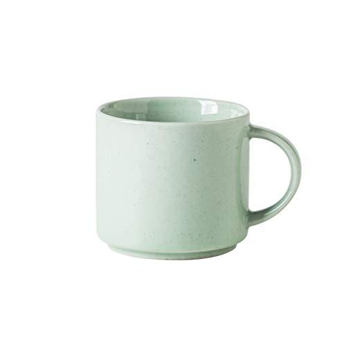 YYF Vaisselle nordique en céramique - grand bol à soupe bol à salade Assiette plate Western plat (Taille : 8.4cm)