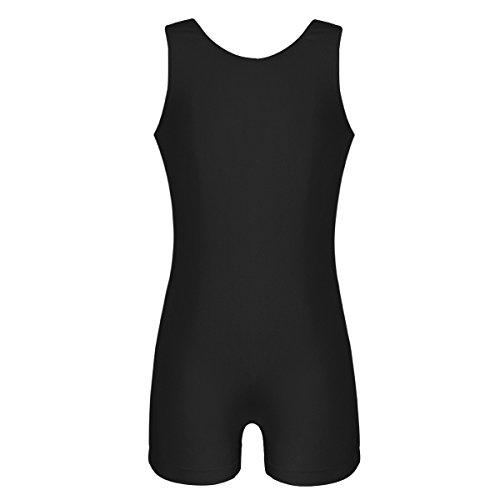 zdhoor Mens Racer Back Bodysuit Swimwear Sport Wrestling Singlet Leotard Underwear