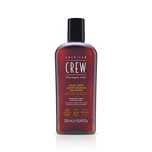American Crew Daily Deep Moisturizing Shampoo for all types of hair, 250 ml