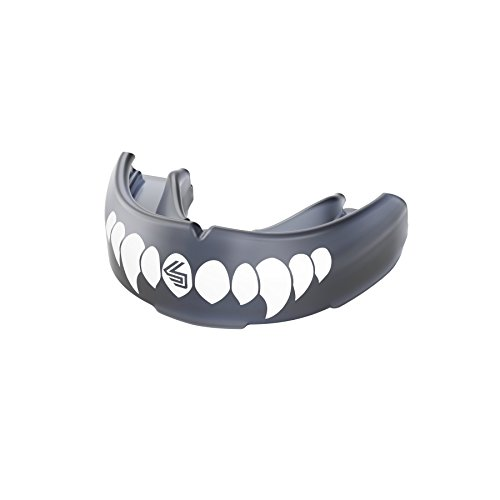 Shock Doctor Braces Strapped Mouth Guard, Youth