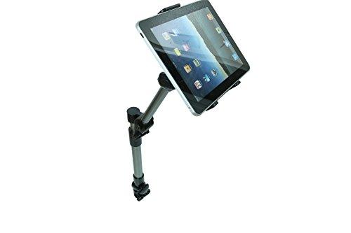 UTSM-02 Heavy-Duty Mount: in-Car Universal Tablet/Smartphone Holder