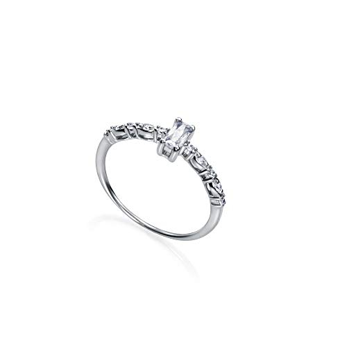 Viceroy Anillo Clasica 7129A012-38 Plata Mujer