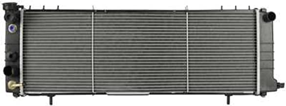 Prime Choice Auto Parts RK485 Aluminum Radiator
