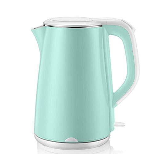 Accueil bouilloires Bouilloire Teapot Lid intérieur Stainless bouilloire électrique 1500W (bpa) sans fil bouilloire à thé, rapide BOUILLANT Bouilloire Avec Arrêt automatique Offwith Faire bouillir la