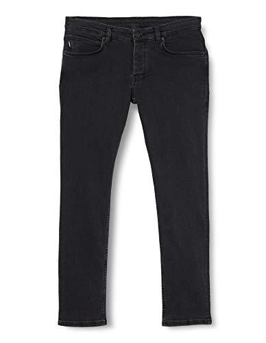 Strellson Premium Herren 11 Robin 10001302 Slim Jeans, Schwarz (Schwarz 020), W36/L32