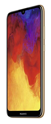 HUAWEI Y6 2019 Dual-SIM Smartphone 15,46 cm (6,09 Zoll) (3020mAh Akku, 32 GB interner Speicher, 2GB RAM, Android 9.0) amber brown - 4