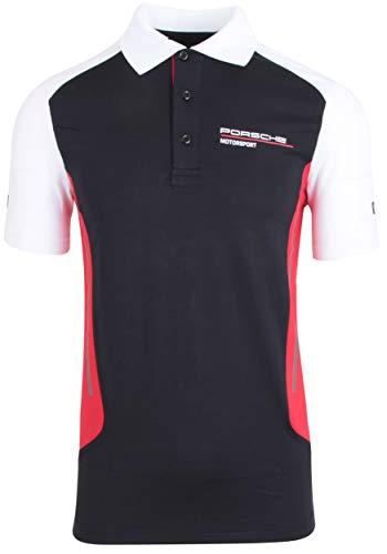 Porsche Herren Motorsport Polo-Shirt Gr. M - WAP80100M0J