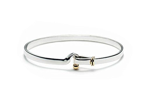 NYKKOLA New Fashion Beautiful Genuine 925 Sterling Silver elegant bracelet/bangle Unisex jewellery plating