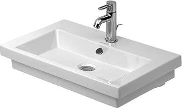 Duravit 4916000281 2nd Floor Washbasin 23 5/8, White