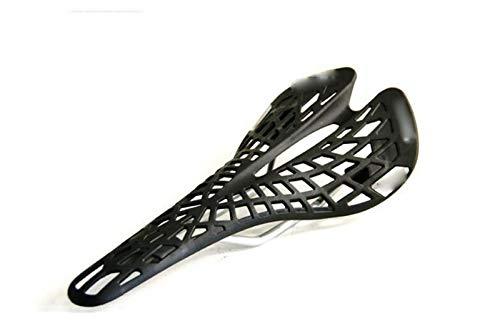 Crdzsw Ultraligero plástica de la bicicleta del amortiguador de asiento de la montaña de la bicicleta del amortiguador de asiento del amortiguador de PVC de 6 colores de piezas de bicicleta Montar de