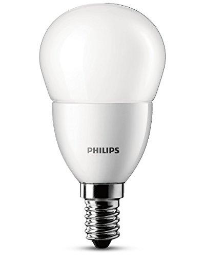 Philips LED Lampe ersetzt, 40 Watt, 2700 Kelvin, 470 Lumen, warm-weiß 8718291762348