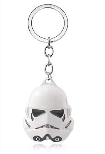 3D Schlüsselanhänger Storm Trooper - Metallverarbeitung 3x4cm