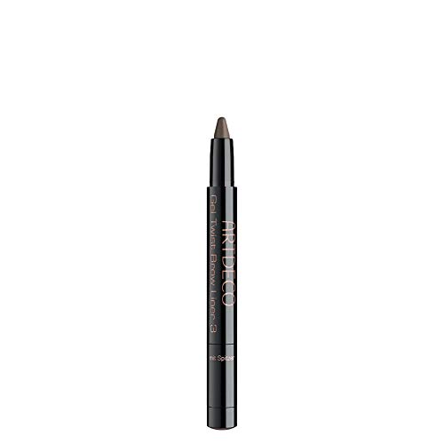 Artdeco Gel Twist Brow Liner, Augenbrauenstift, Nr.3, Soft Brown