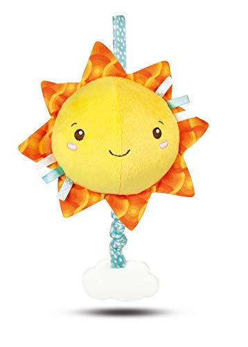Clementoni Clementoni-17270-Baby for You-Soft Sun, Carillon, Multicolore, 17270